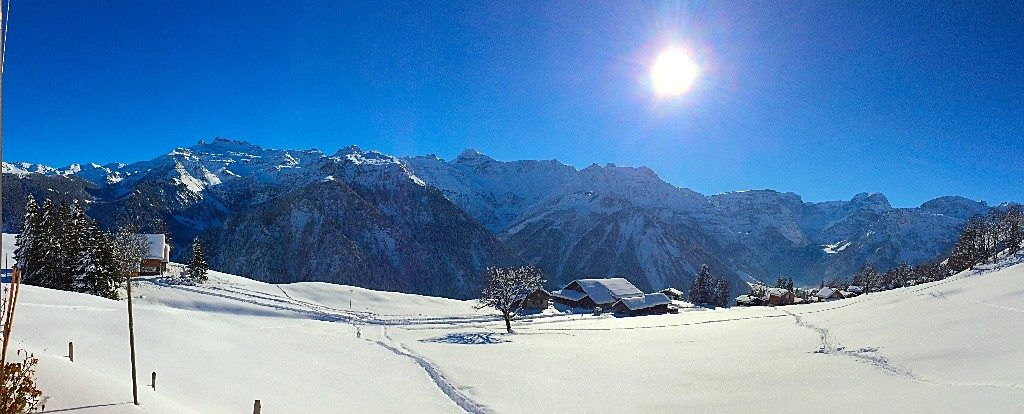 Photo Braunwald Winter