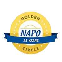 15 years member NAPO Golden Circle