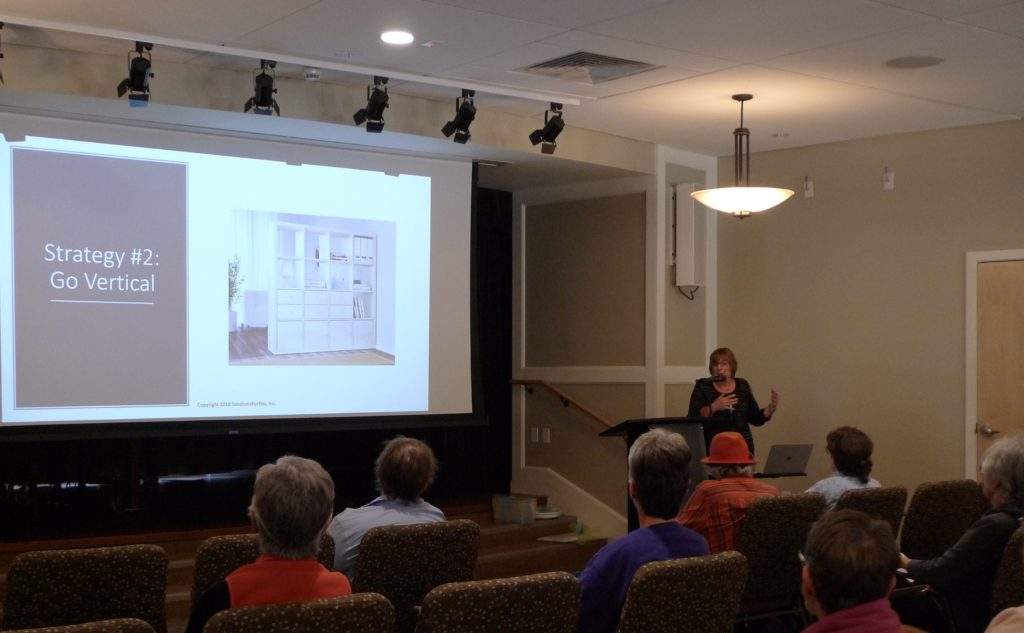 Photo Anne Blumer Presenter and Speaker