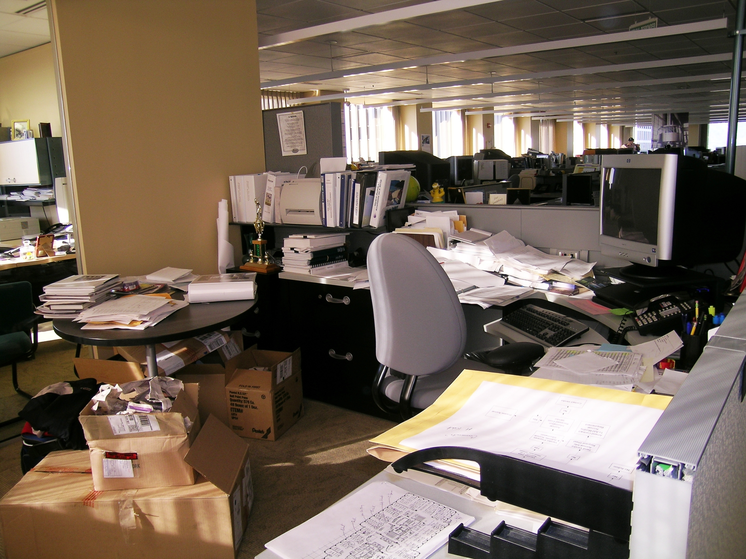 Photo of Corporate Cube Before2