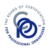 Certified Professional Organizer Oregon