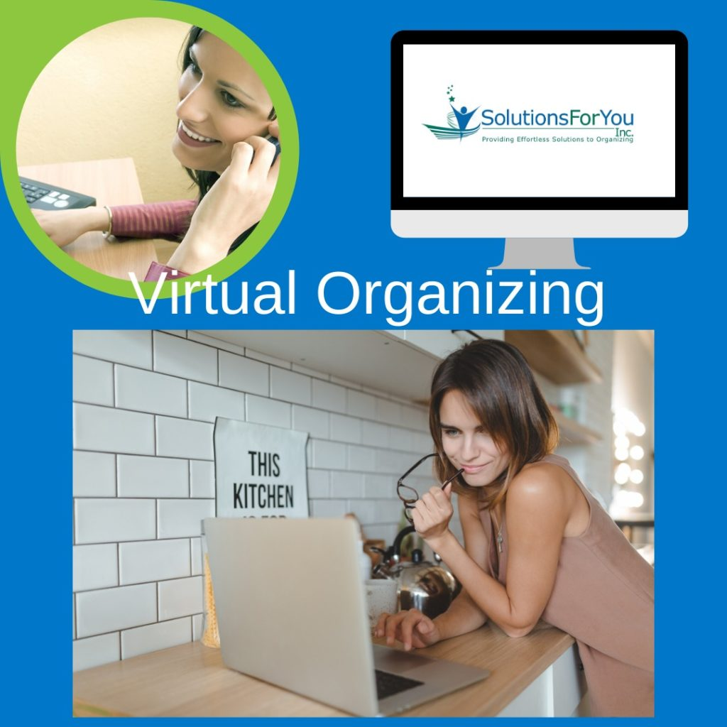 Photo of Virtual Organizing